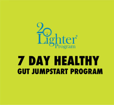 7 Day Healthy Gut Jumpstart Program